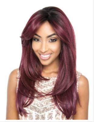 Red Carpet Synthetic Hair Soft Swiss Lace Wig RCP4401 BELLA