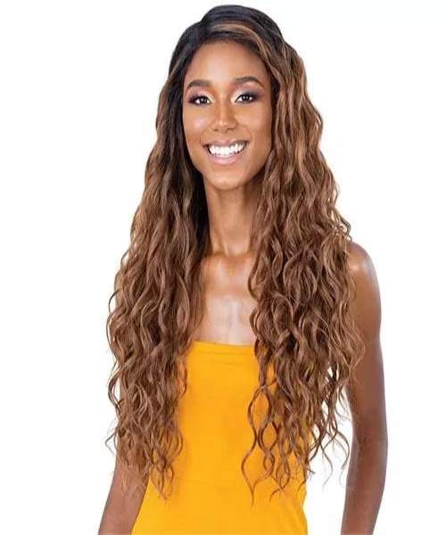 Freetress Equal Synthetic Lace and Lace Front Wig YELENA