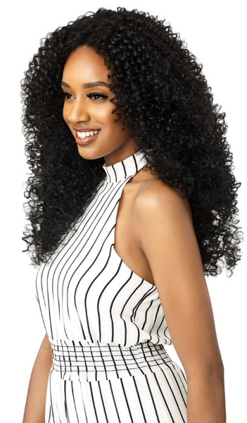 Outre Big Beautiful Hair Lace Front Wig 3A BOMBSHELL BOUNCE