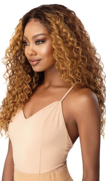 Outre Synthetic I-Part Swiss Lace Front Wig BILLIE