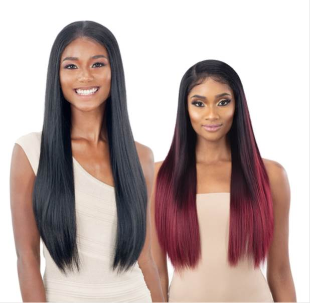 Freetress Equal Illusion Synthetic Lace Frontal Wig IL 003