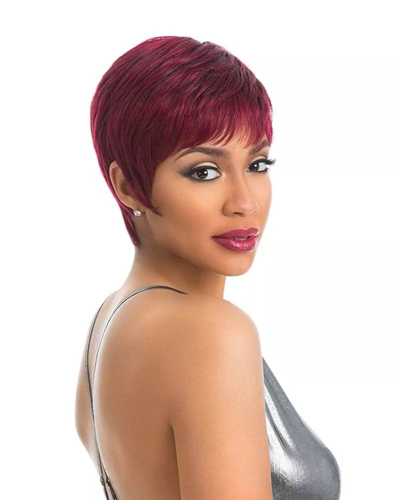 Sensationnel Empire Human Hair Celebrity Series Wig MILEY