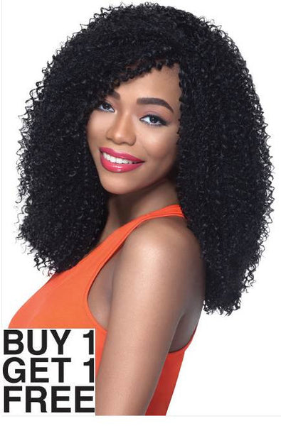 Outre X-Pression 4 In 1 Loop Crochet Braid JERRY CURL 14 Inch (B1G1)