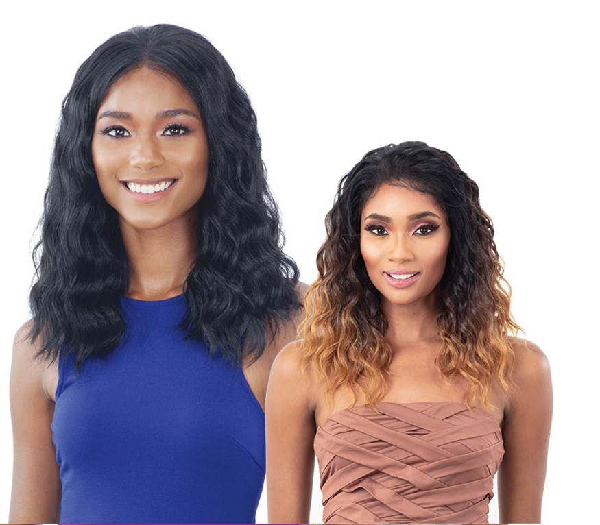 Freetress Equal Illusion Synthetic Lace Frontal Wig IL 001