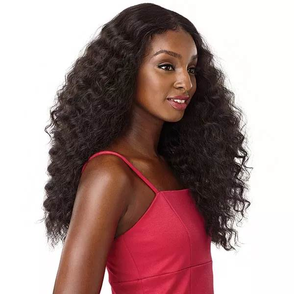 Empress Center Part Lace Front Edge Wig AMANI
