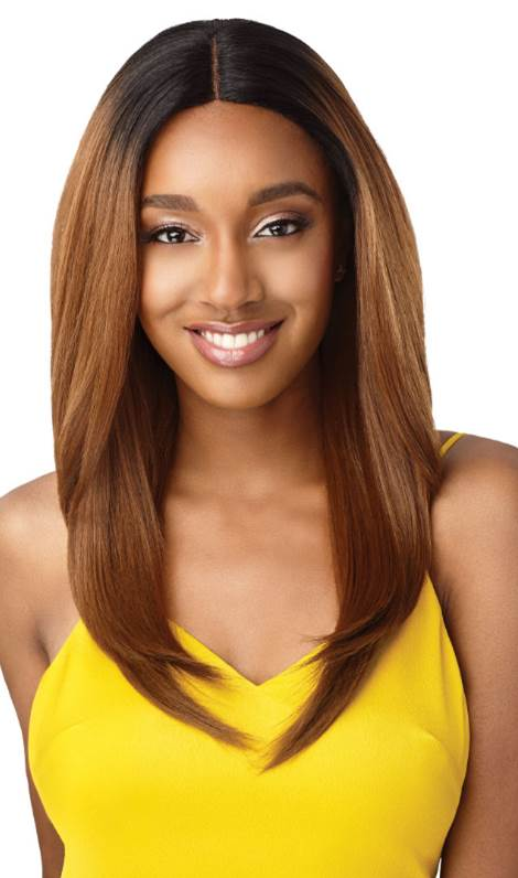 Outre Synthetic Lace Part Daily Wig MOIRA