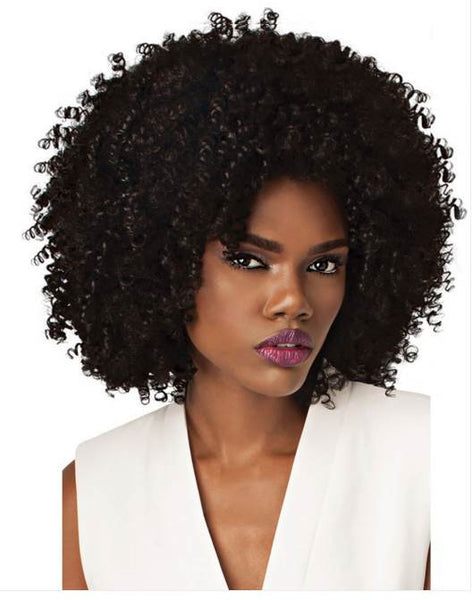 Outre Quick Weave Half wig Big Beautiful Hair 4A-KINKY (discount applied)