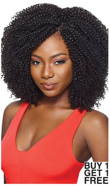Outre X-Pression Crochet Braid 4C COILY LOOP (B1G1)