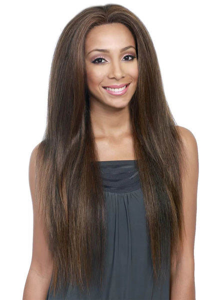 Bobbi Boss Lace Front Wig Human Hair Blend MBLF80 MINA (discount applied)