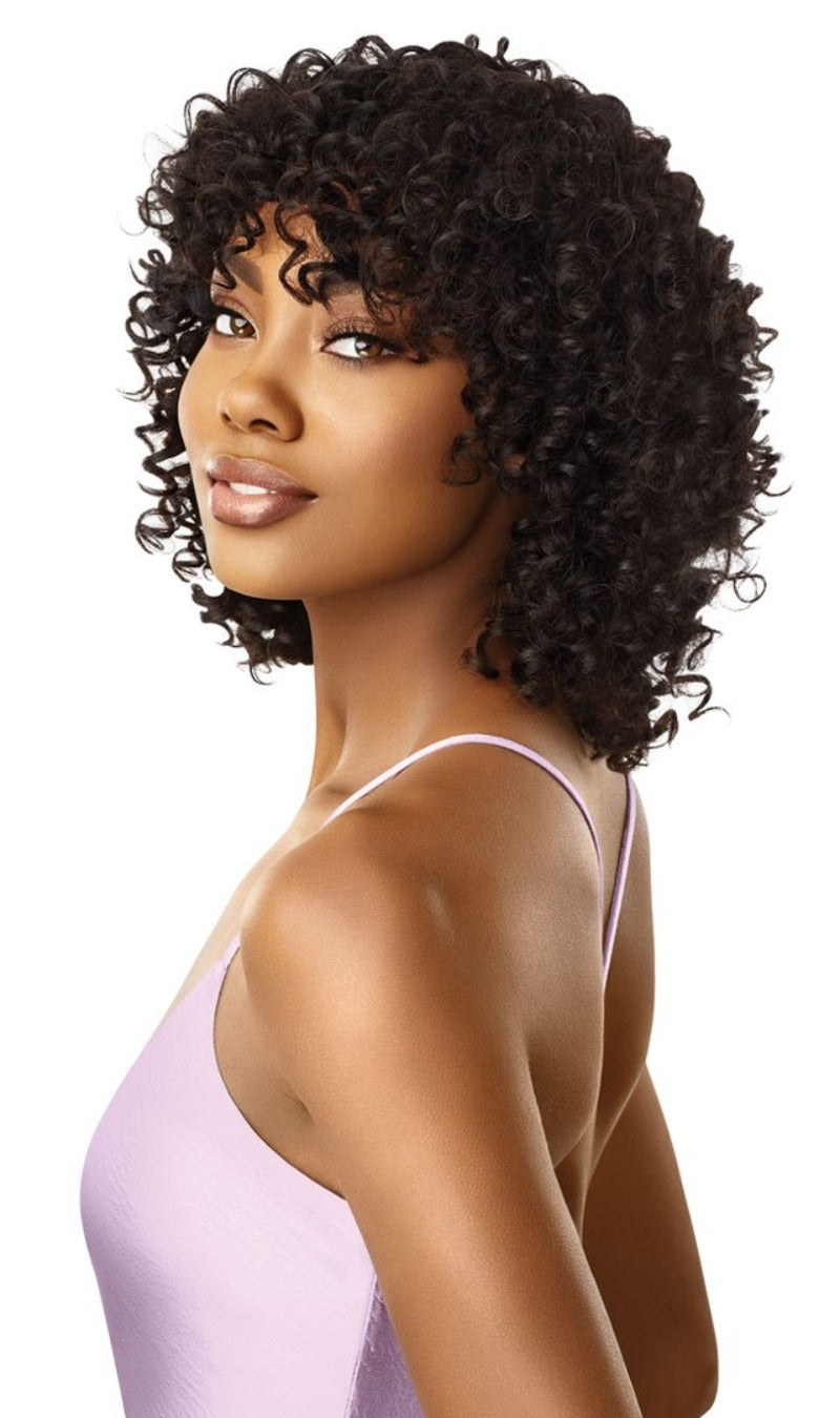 Outre MyTresses Purple Label Unprocessed Human Hair Full Wig JOLENE