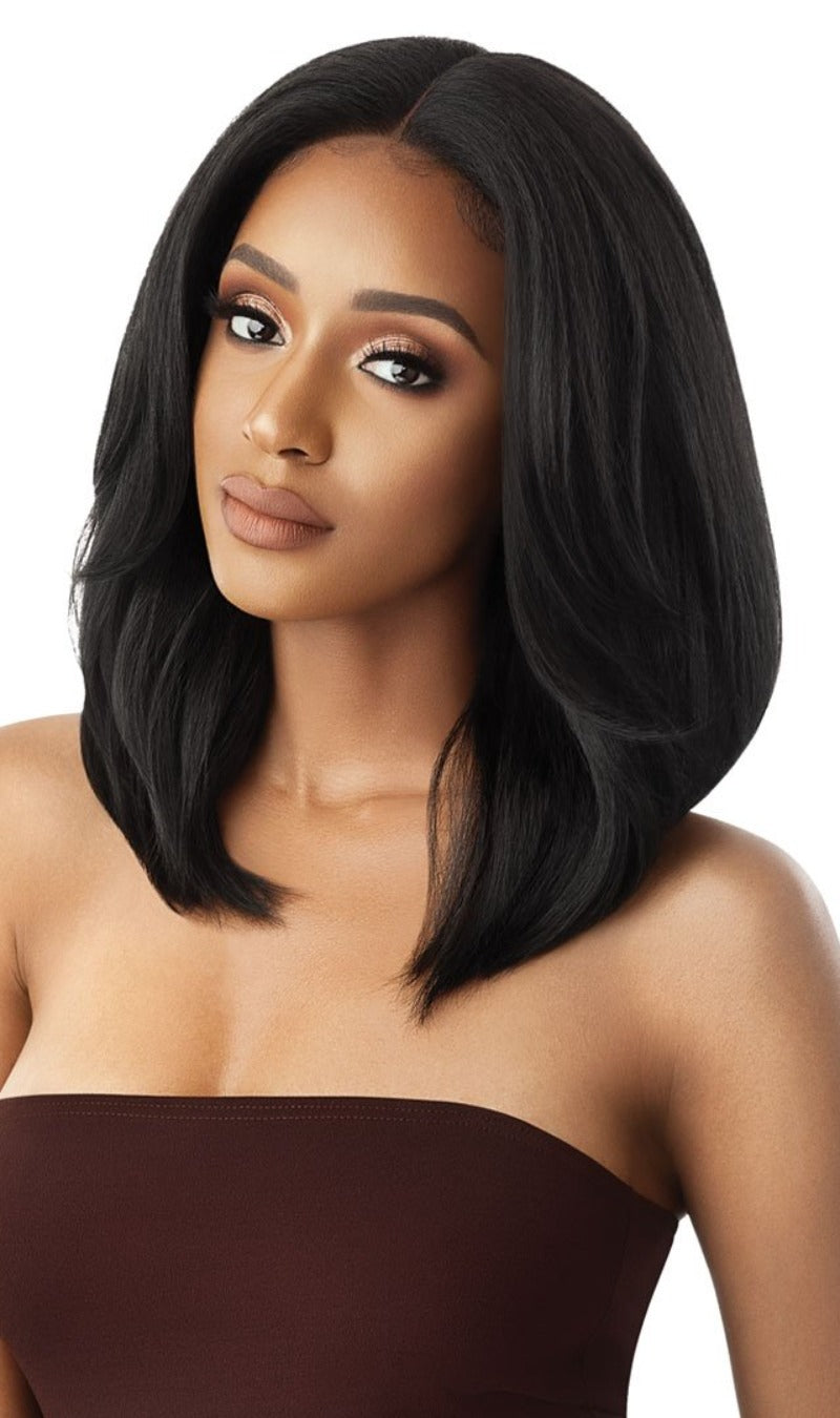 Outre Soft & Natural Synthetic Lace Front Wig NEESHA 201