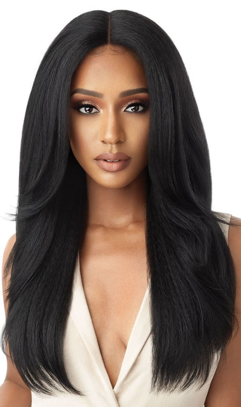 Outre Soft & Natural Synthetic Lace Front Wig NEESHA 203