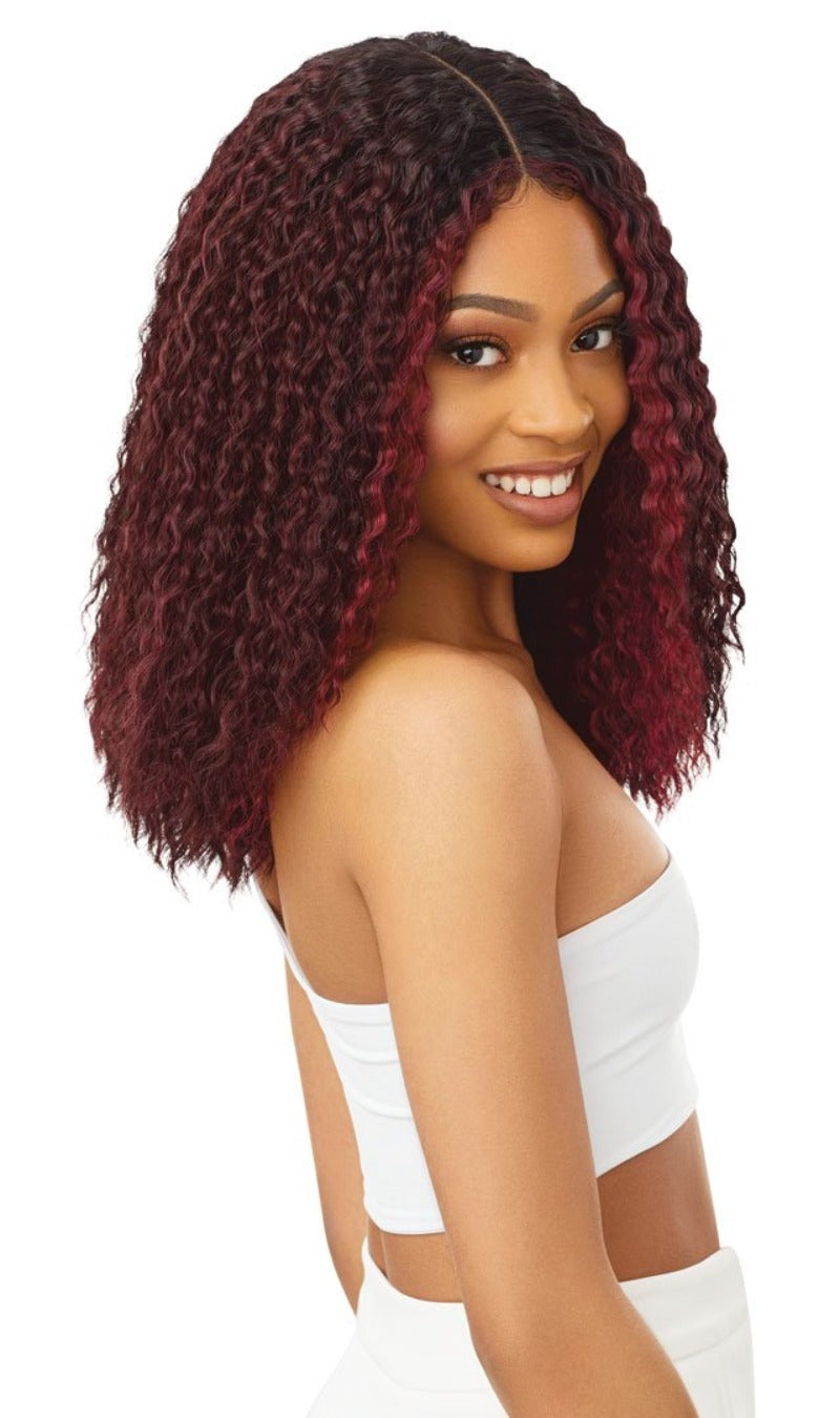 Outre Synthetic HD Lace Front Wig ATLANTA