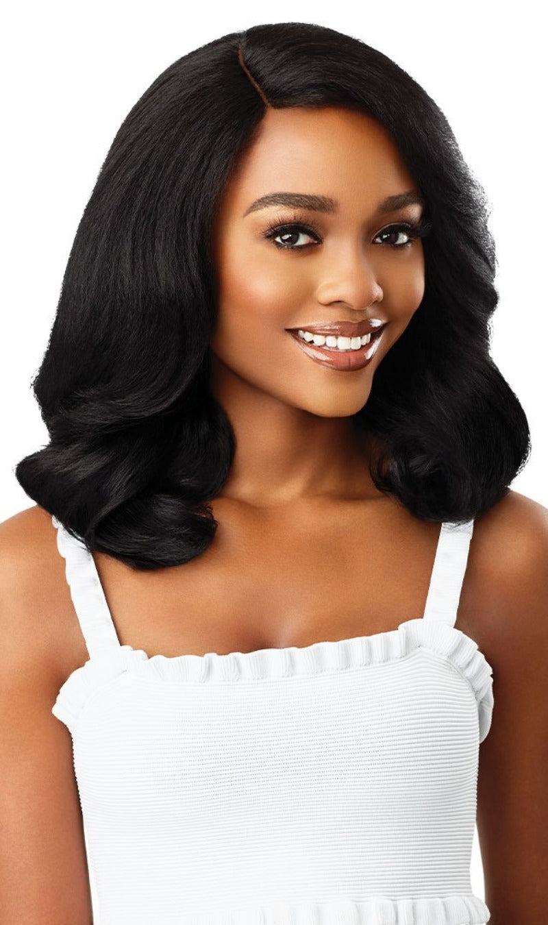 Outre Synthetic Every Wear HD Lace Front Wig EVERY 6