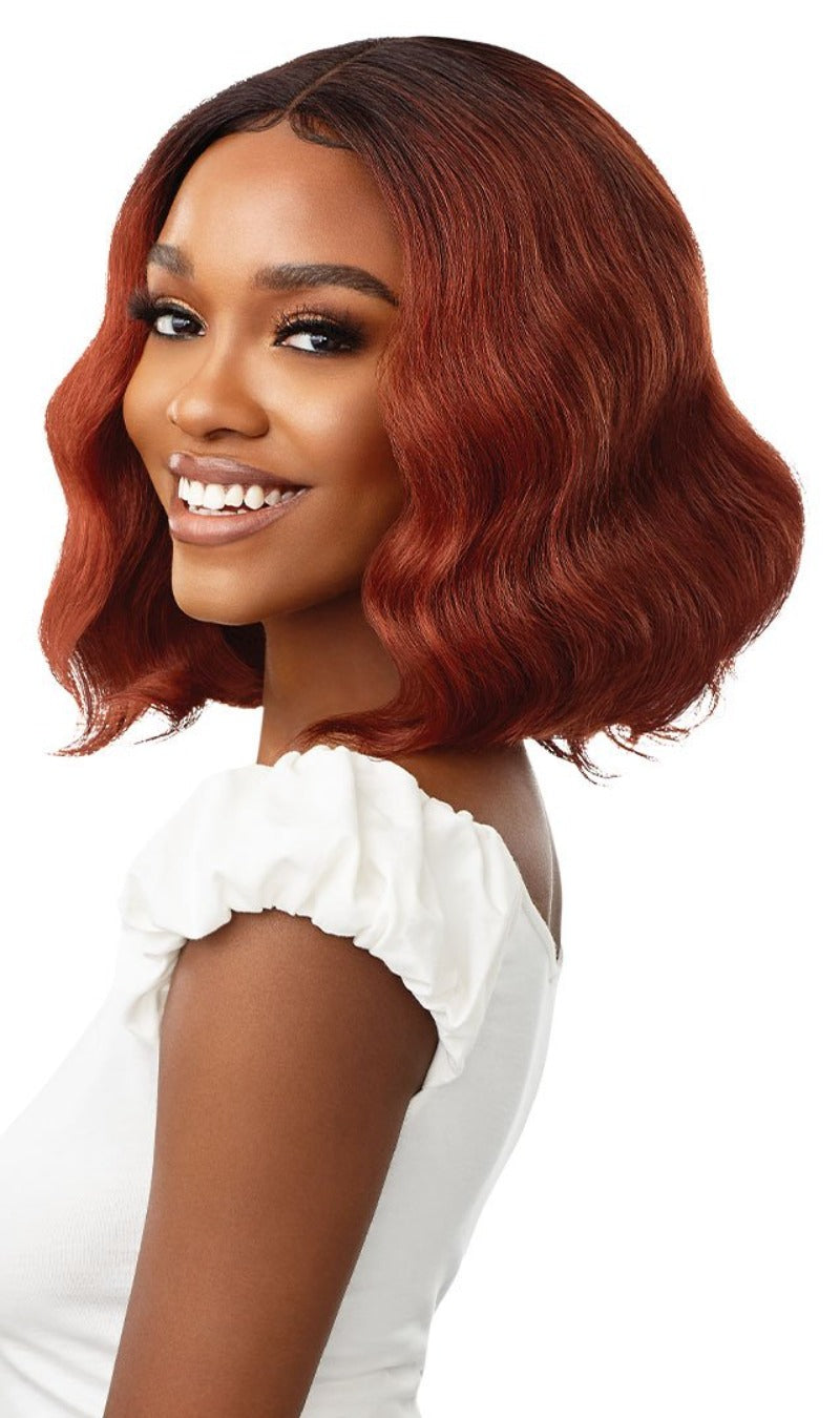 Outre Synthetic Every Wear HD Lace Front Wig EVERY 9