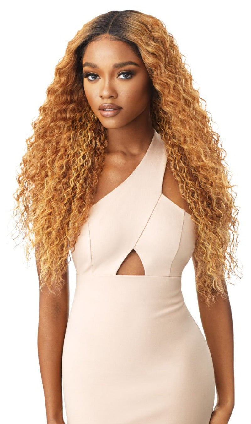 Outre Synthetic Melted Hairline HD Lace Front Wig ANTONELLA