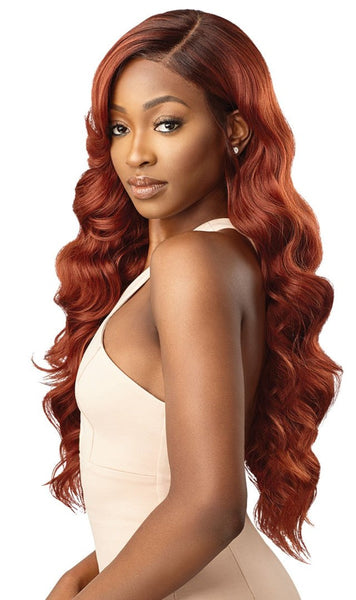 Outre Synthetic Melted Hairline HD Lace Front Wig ARIES