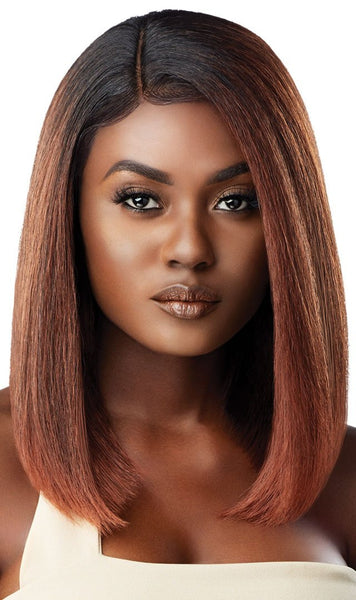 Outre Synthetic Melted Hairline HD Lace Front Wig BREANNE