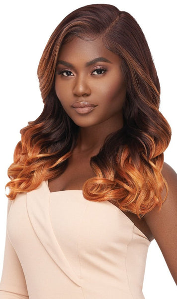 Outre Synthetic Melted Hairline Lace Front Wig DIVINE