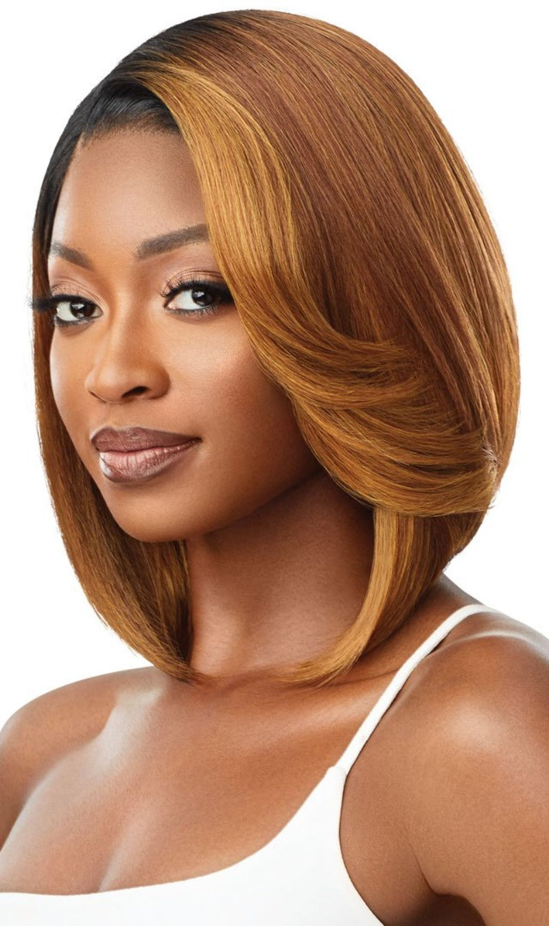 Outre Synthetic Melted Hairline Deluxe Wide HD Lace Front Wig MYRANDA