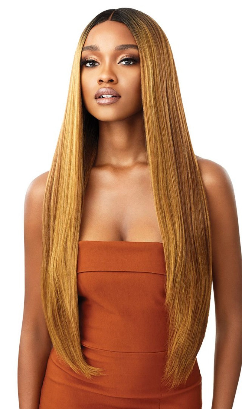 Outre Synthetic Melted Hairline HD Lace Front Wig ELIANA