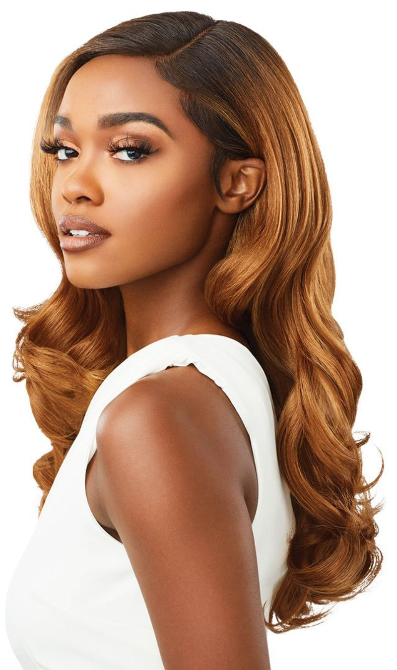 Outre Synthetic Melted Hairline HD Lace Front Wig HARPER