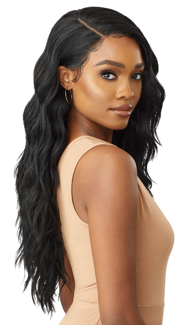 Outre Synthetic Swiss Lace Front Wig RIA