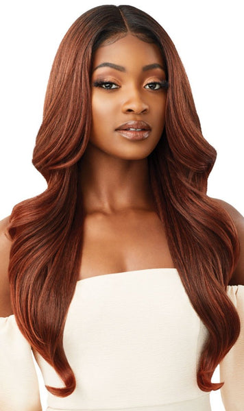 Outre Synthetic Melted Hairline HD Lace Front Wig SERAPHINE