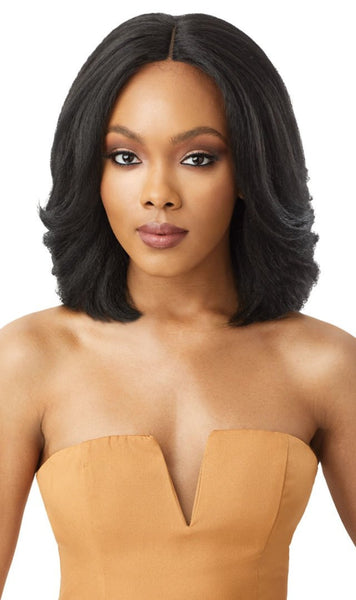 Outre Soft & Natural Synthetic Lace Front Wig NEESHA 206