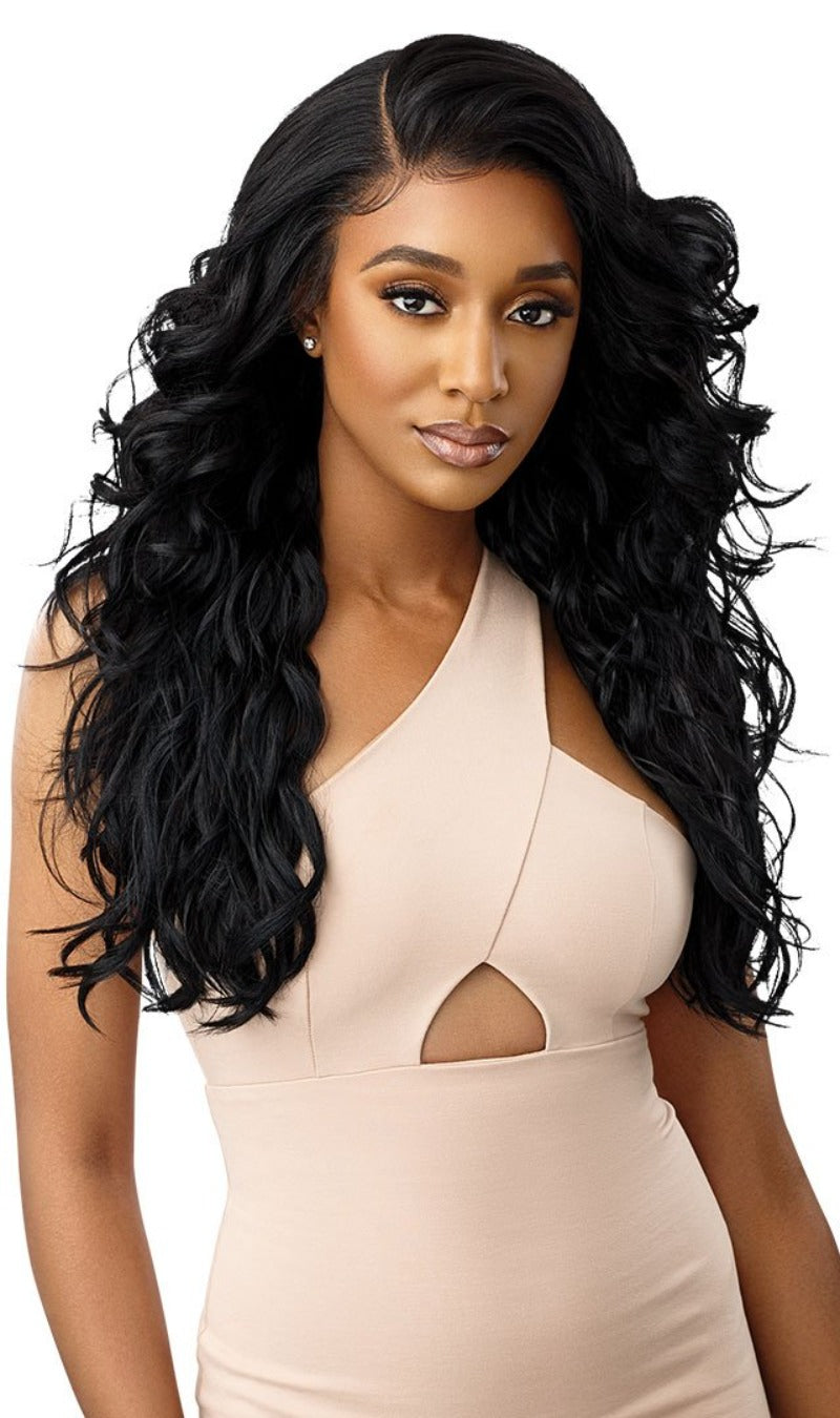 Outre Perfect Hairline Synthetic HD 13x6 lace Frontal Lace Wig ANNALISE