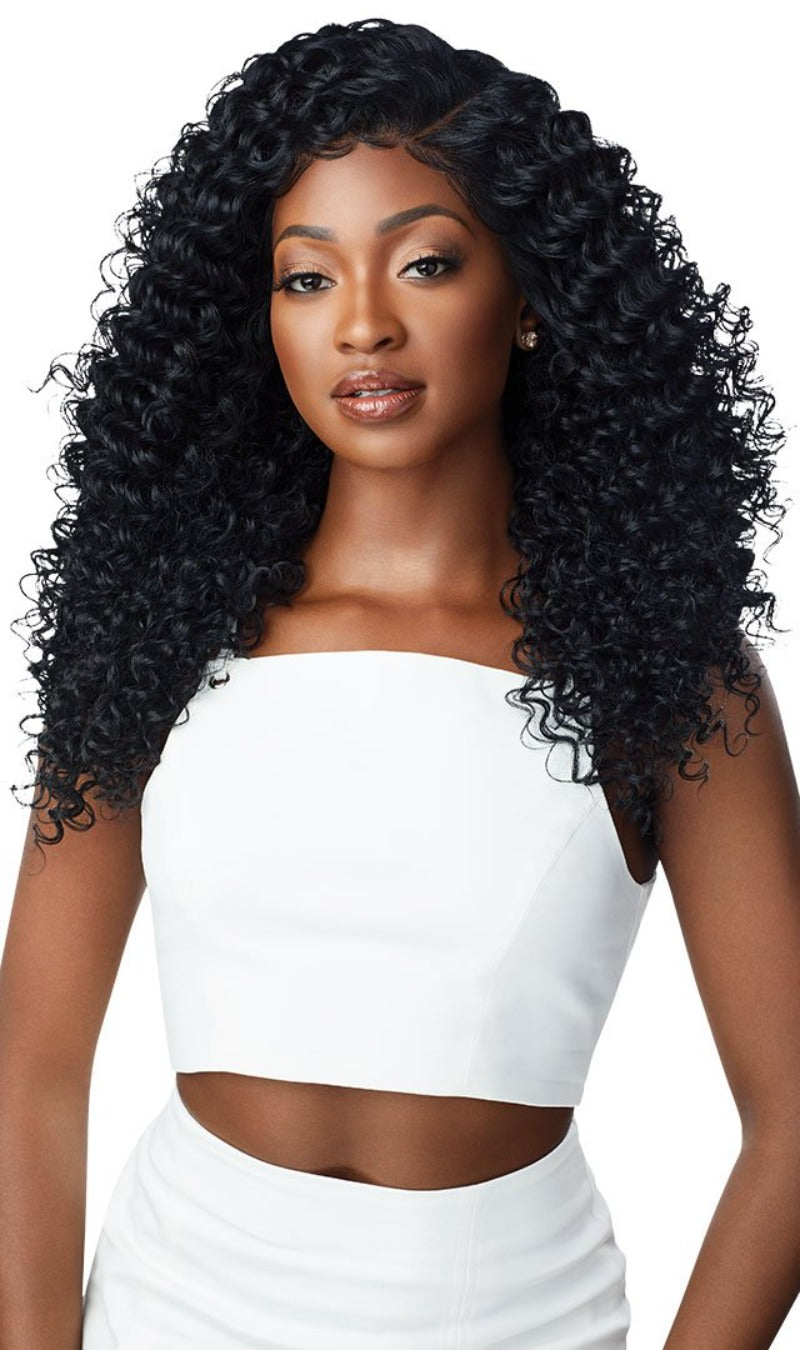 Outre Synthetic Perfect Hairline HD 13x4 Lace Front Wig DOMINICA