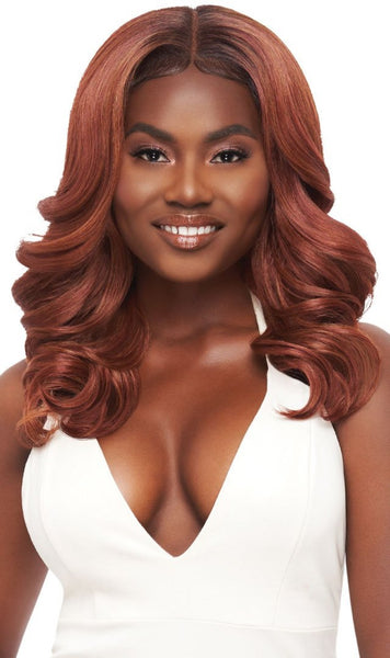 Outre Synthetic Perfect Hairline HD 13x4 Lace Front Wig ELLA