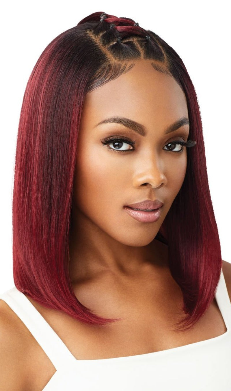 Outre Perfect Hairline Synthetic HD 13x4 Lace Front Wig DANNITA
