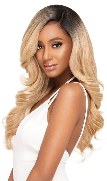 Outre Perfect Hairline Synthetic 13x6 HD Swiss Lace Wig GENEVA