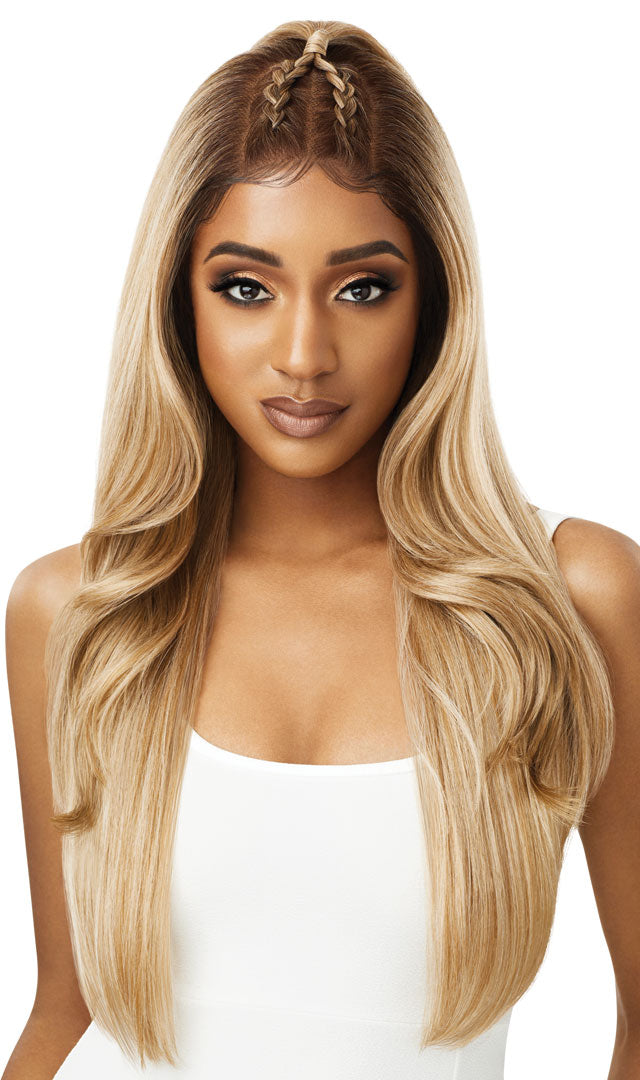 Outre Perfect Hairline Synthetic 13x6 Lace Wig IVORY