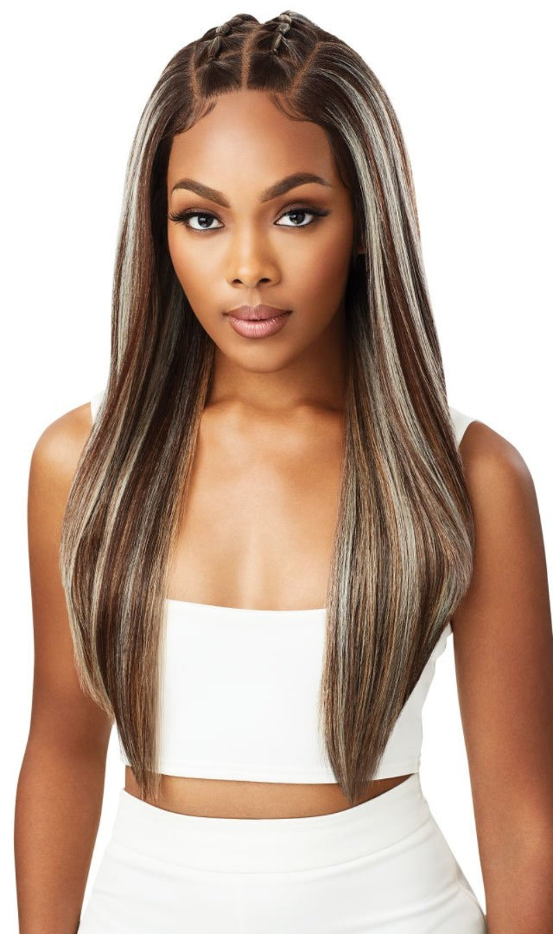 Outre Synthetic Lace Front Wig Perfect Hairline 13x4 FAUX SCALP JAYLANI
