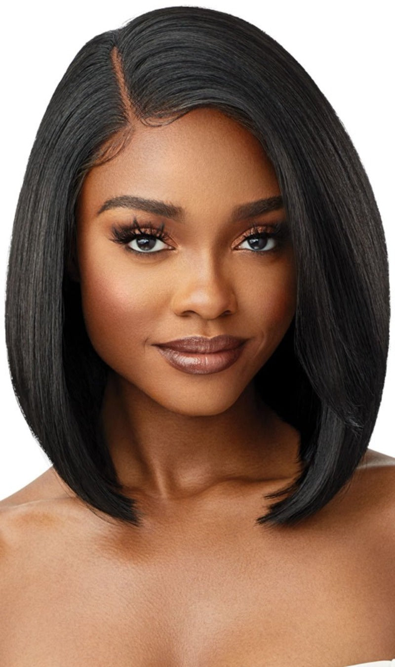 Outre Perfect Hairline Synthetic HD 13x4 lace front Wig JENISSE