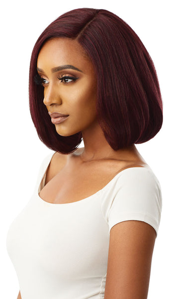Outre Synthetic Swiss Lace Front Wig SARITA