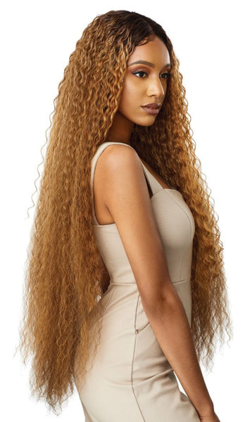 Outre Synthetic HD Swiss Lace Front Wig SHILOH 38""