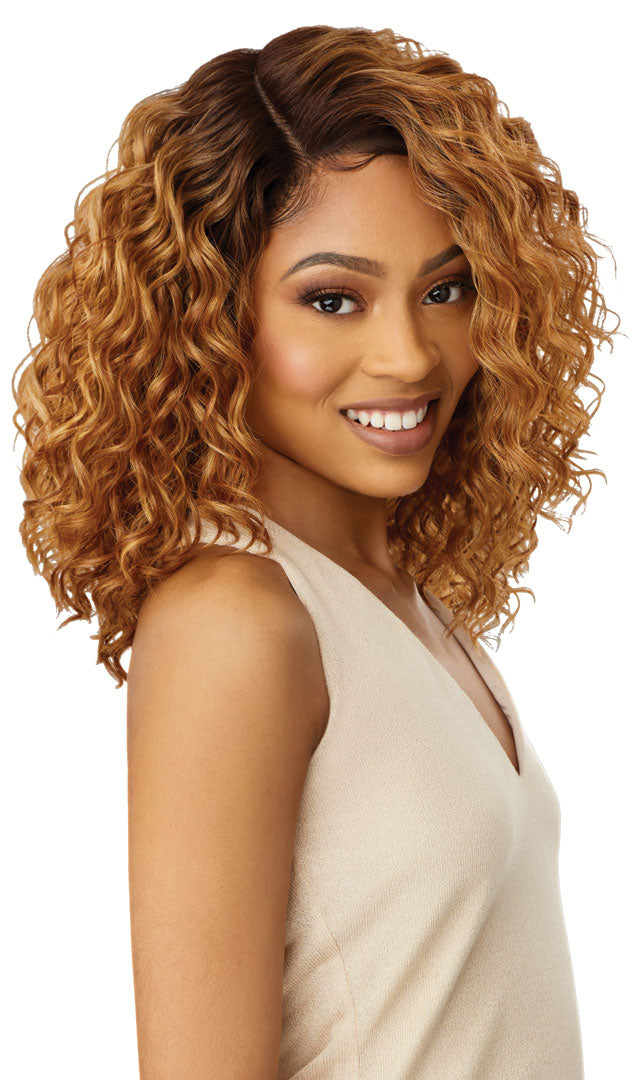 Outre Synthetic HD Swiss Lace Front Wig SHIREEN