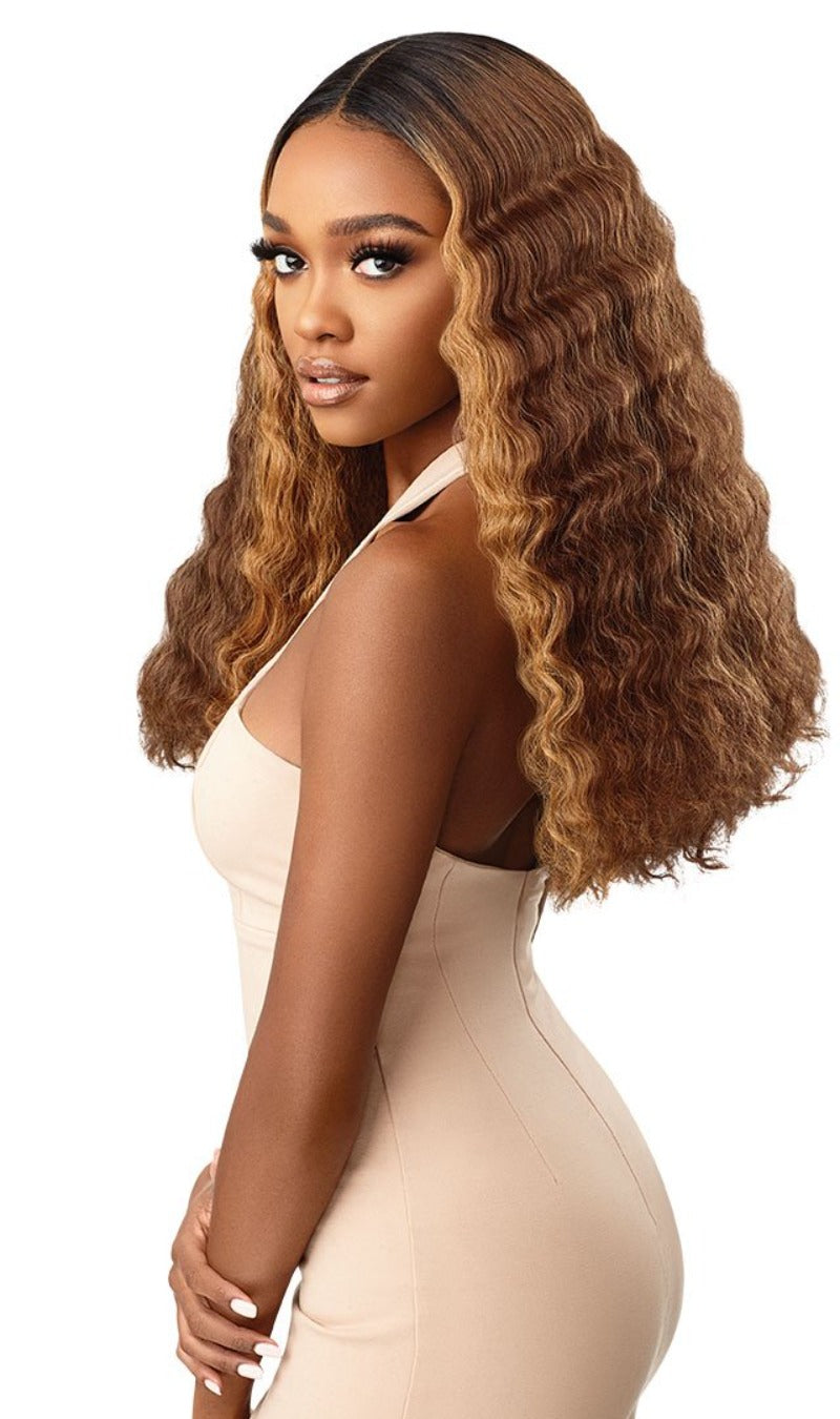 Outre Synthetic HD Lace Front Wig SOLANA
