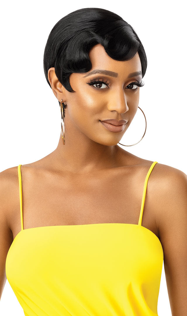 Outre The Daily Wig Synthetic Lace Part Wig TRISHA