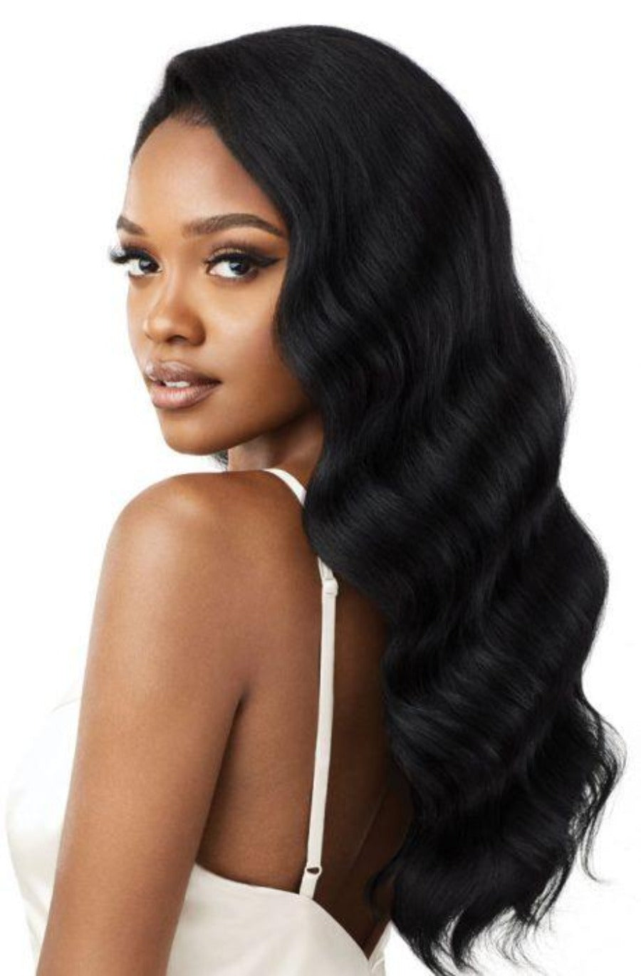 Outre Quick Weave Half Wig LYNDI