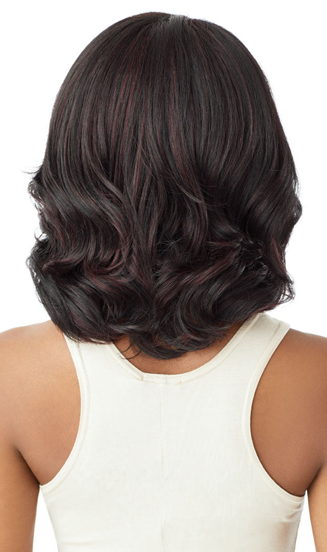 Outre Quick Weave Synthetic Half Wig SHONTAY