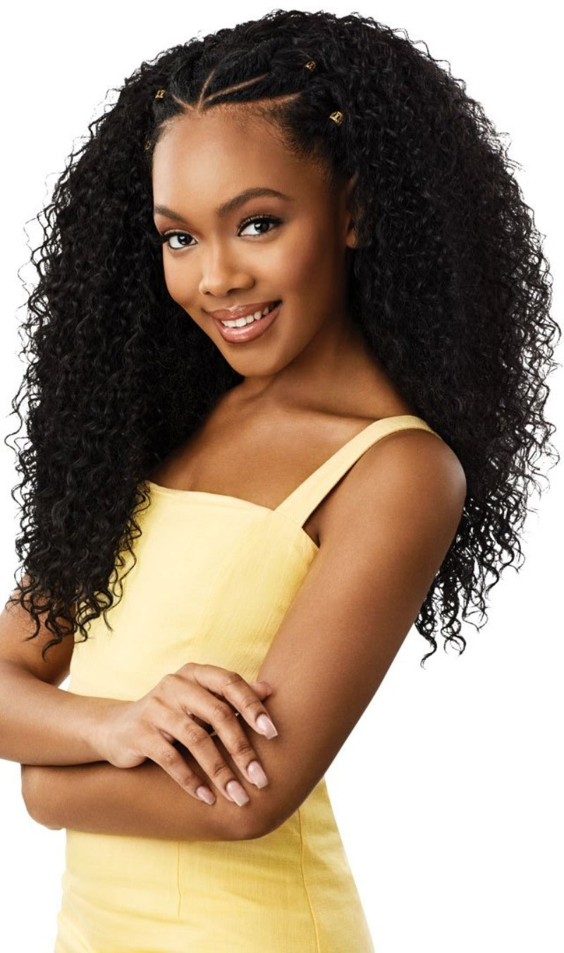 Outre Premium Synthetic Converti-Cap Wig Curly K.O (discount applied)