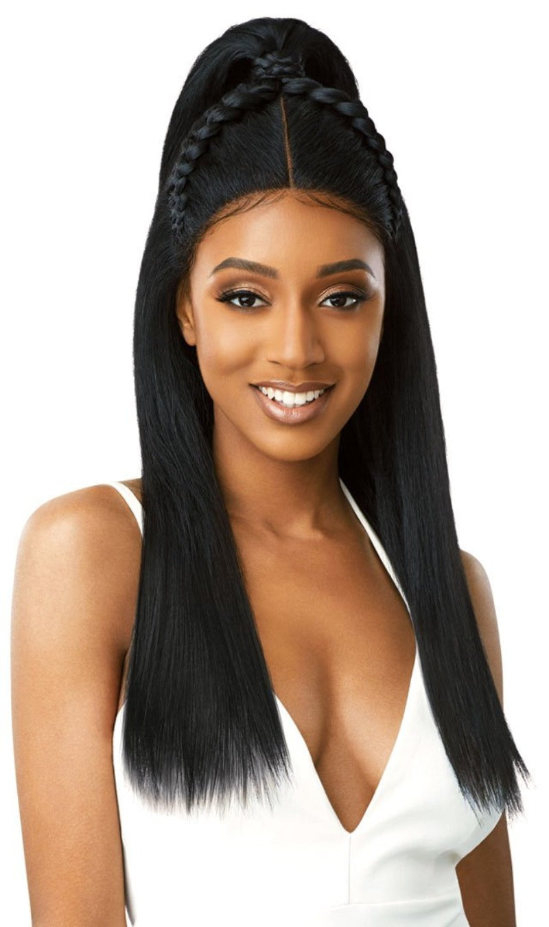 Outre Swiss X Lace Front Wig CALTYPSO BLOW OUT STRAIGHT