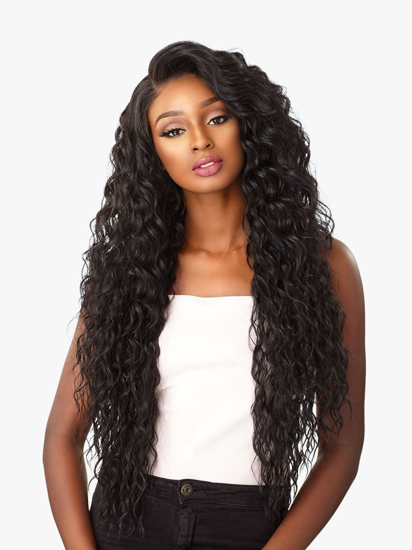 Sensationnel Synthetic Cloud9 Swiss Lace What Lace 13x6 Frontal Lace Wig REYNA