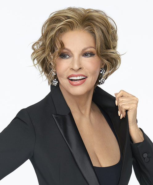 Raquel Welch Monofilament Part Wig GOING PLACES