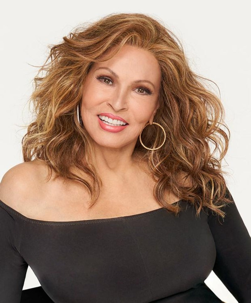 Raquel Welch Monofilament Top Lace Front Wig HIGH OCTANE