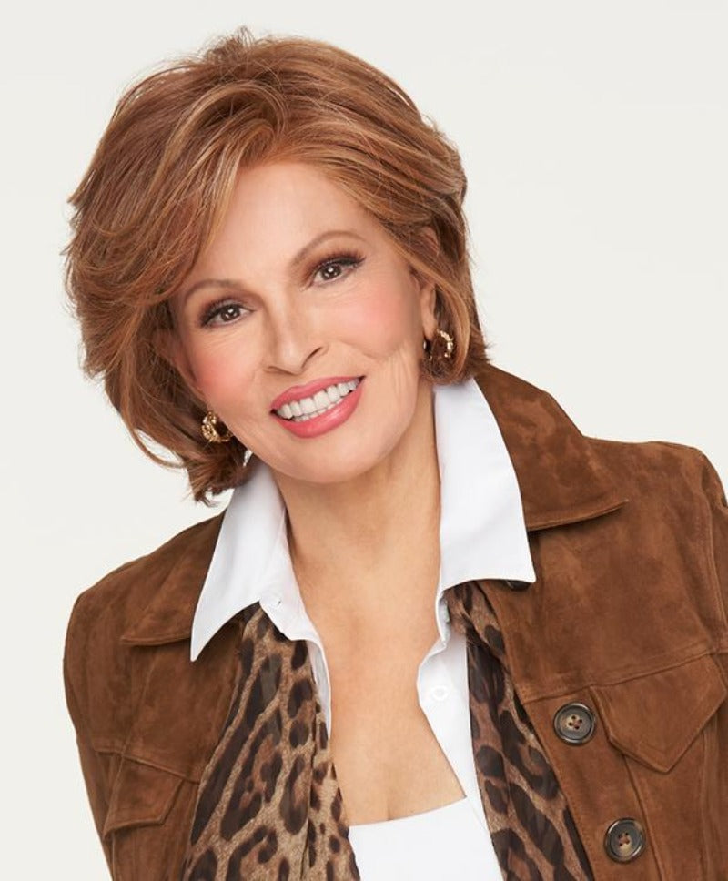 Raquel Welch Monofilament Part Lace Front Wig IN CHARGE